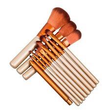 12pcs Kabuki Professional Make up Brush Brushes Set Makeup Foundation Blusher