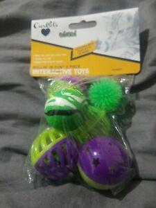 GO!CATGO! - 6-PK Fun Balls FREE SHIPPING