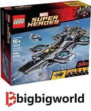LEGO 76042 Marvel Super Hero The SHIELD Helicarrier BRAND NEW SEALED BOX