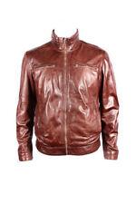 Abrigos y chaquetas de hombre Bomber marrón