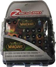 World of Warcraft ZBOARD Keyset Limited Edition