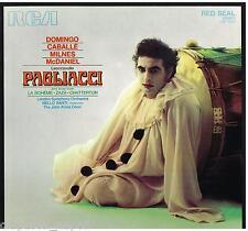 Leoncavallo: Pagliacci /Santi, Domingo, Cabale, Milnes - LP Vinyl 33 Rpm