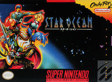 Star Ocean (SNES) - Japanese Version US Seller!