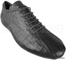 Authentic $585 Cesare Paciotti Leather US 8 Italian Designer Sport Shoes
