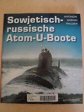Supposait-russe sous-marin nucléaire-boote., Antonov Marinin et walujew: