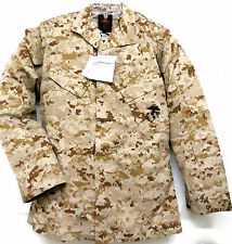 NWT USMC Issue Desert Digital Marpat Camouflage Blouse Size Medium Regular
