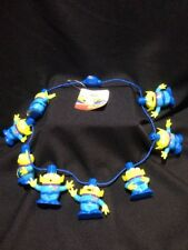 disney pixar toy story alien figure Led Glow Necklace NWT