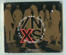 "INXS cd-single BITTER TEARS © 12"" 1986 uk # INXCD 17 LISTEN LIKE THIEVES remix"