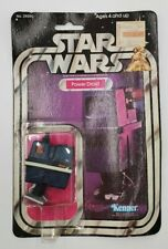 Vintage Star Wars KENNER 1979 POWER DROID 21 Card Unopened.