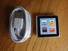 Apple iPod nano 6th Generation Silver (8GB)--MC525LL