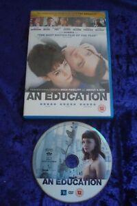 An Education (DVD, 2010).REGION 2.NICK HORNBY.SCHERFIG.SARSGAARD.MOLINA.