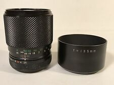 EBC Fujinon-T 135mm F2.5 Locking M42 Screw Mount Prime Lens Fujica Rare