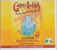 Guy Bass Gormy Ruckles Monster Boy Monster Mischief 2CD Audio Book Unabridged
