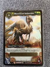 Wow Tcg Loot Wasteland Tallstrider Warcraft Mount