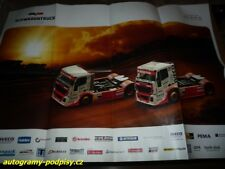 KORBER / ALTENSTRASSER - (2014) poster IVECO, 8x A4 Seite/page