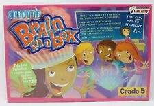 Carney's Brain In A Box Grade 5 - Teacher Homeschool Educational Game New Sealed