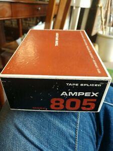 Ampex Tape Splicer Model 805