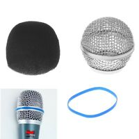 Replacement Ball Head Mesh Microphone Grille Fits For Shure Beta58A / Beta58