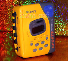 SONY SPORTS WALKMAN WM-SFX239 radio cassette tape player '90s FOR REPAIR/PARTS