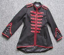 Living Dead Souls Pirate Style coat Size XL Men or woman fit