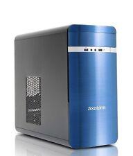 Zoostorm Evolve Desktop PC Windows 10 AMD A6 1TB HDD 8GB RAM Blue
