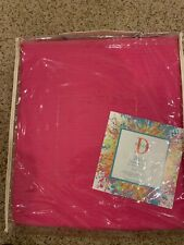 Studio D Twin Blanket Hot Pink