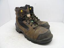 """Terra Men's 6"""" Zephyr Composite Toe Work Boot Brown Size 10.5M"""