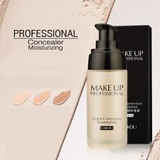 Brighten Makeup Base Liquid Foundation Primer Face Nature Beige Concealer Health