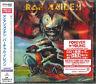 IRON MAIDEN-VIRTUAL 11-JAPAN CD C68