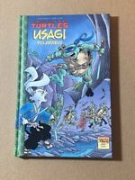Teenage Mutant Ninja Turtles/Usagi Yojimbo Expanded Hardcover Graphic Novel