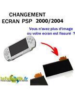 Ecran LCD de remplacement pour Sony PSP Slim & Lite 2000/2004