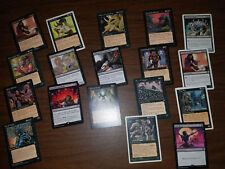 10X Random DIFFERENT Black Rare Cards MTG Magic -10 Card Lot Collection Set-