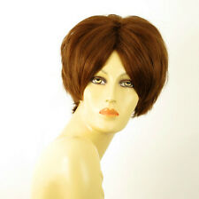 wig for women 100% natural hair blond copper WANDA 30 PERUK