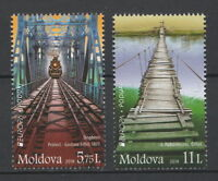 Moldova 2018 Europa CEPT 2 MNH stamps