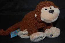 "Cheeky Monkey Sealed Code Webkinz Ganz  HM080 9"" Plush Stuffed Animal Lovey Toy"