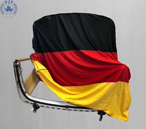 Hardtopcover Dustcover Protective Case Germany Flag for Audi 80 A4