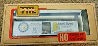 HO scale Trains Miniature TM Rhode Island commemorative car  RI  10113 KIT