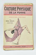 Libro Illustrato Tous les sports par des champions. N°21. Broché Popard 1940