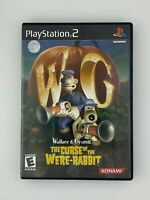 Wallace And Gromit: The Curse Of The Were-Rabbit - Playstation 2 Game - Complete