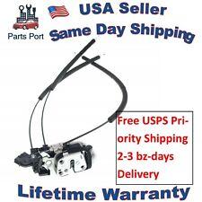 Power Door Lock Actuator w/ Cables for 07-12 NISSAN ALTIMA Sedan Rear Left