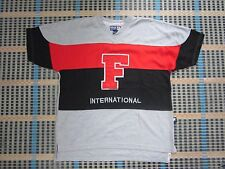 VINTAGE FILA SPORT INTERNATIONAL SPELL OUT SHIRT HIP HOP STREET WEAR SIZE M
