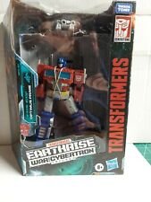 Transformers War for Cybertron Optimus Prime New!