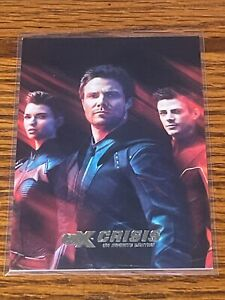 Cryptozoic CZX Crisis of Infinite Earths Promo P-GSR