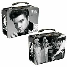 Elvis Presley Large Tin Tote-new stock