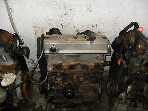 VW Polo 86C 2F G40 Motor mit 174tkm