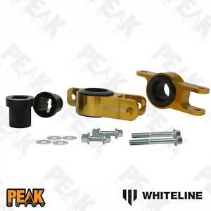 Whiteline Anti-Lift Kit - Front Control Arm Inner Rear Bushing HONDA Civic FC FK