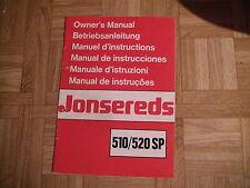 Orig. BAL Jonsereds 510/520 SP Motorsäge