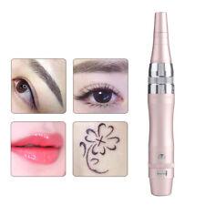Elektrische Permanent Make-up Maschine Tattoo Augenbrauen Tattoomaschine D8C4 ☆