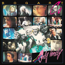 Bogart Co. ONLY LONELY 17-track Expanded Edition CD Secret Service Finnish AOR