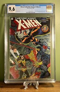 Marvel Collectible Classics Chromium: X-Men #2 CGC 9.6 With White Pages